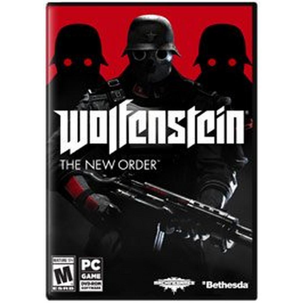 Wolfenstein: The New Order   PC   GameStop