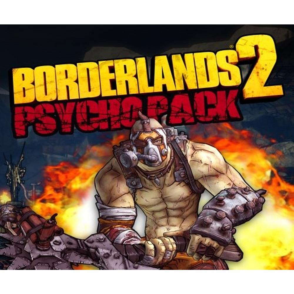 Borderlands 2: Psycho Pack   PlayStation 3   GameStop