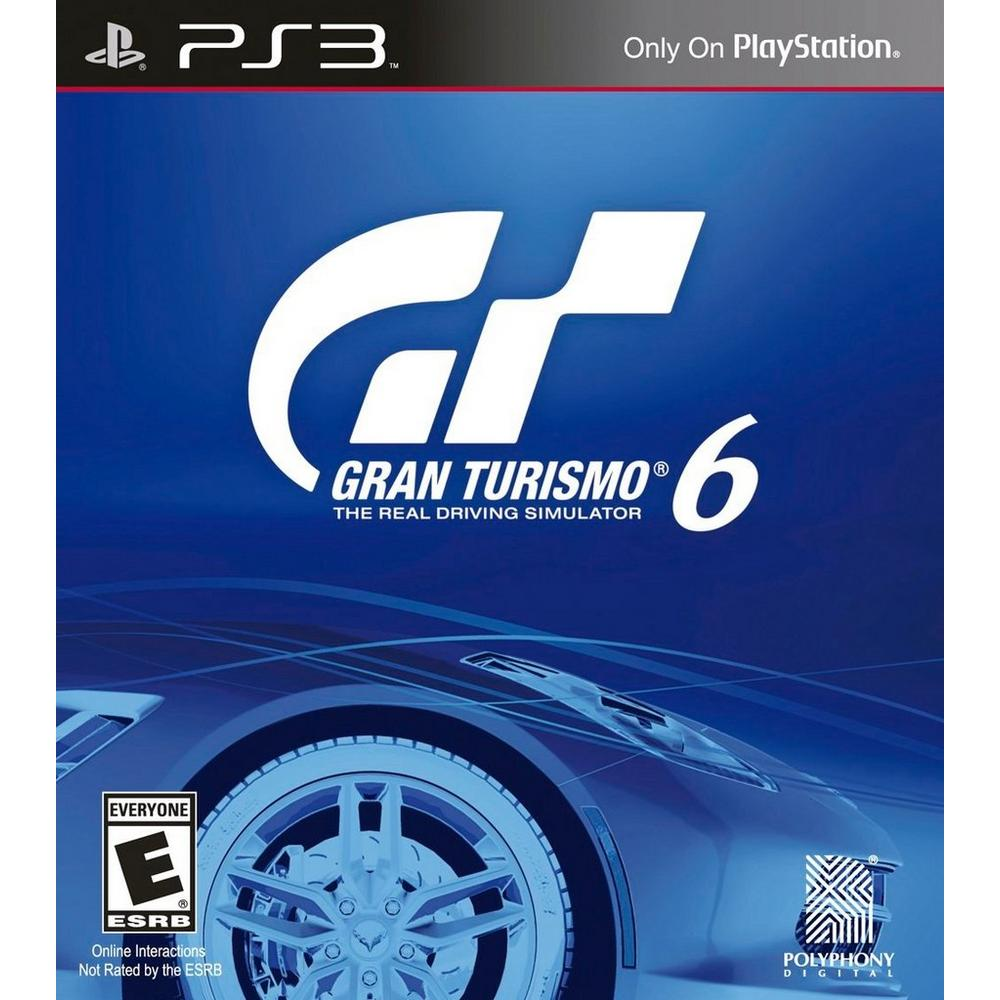 Gran Turismo 6 | PlayStation 3 | GameStop