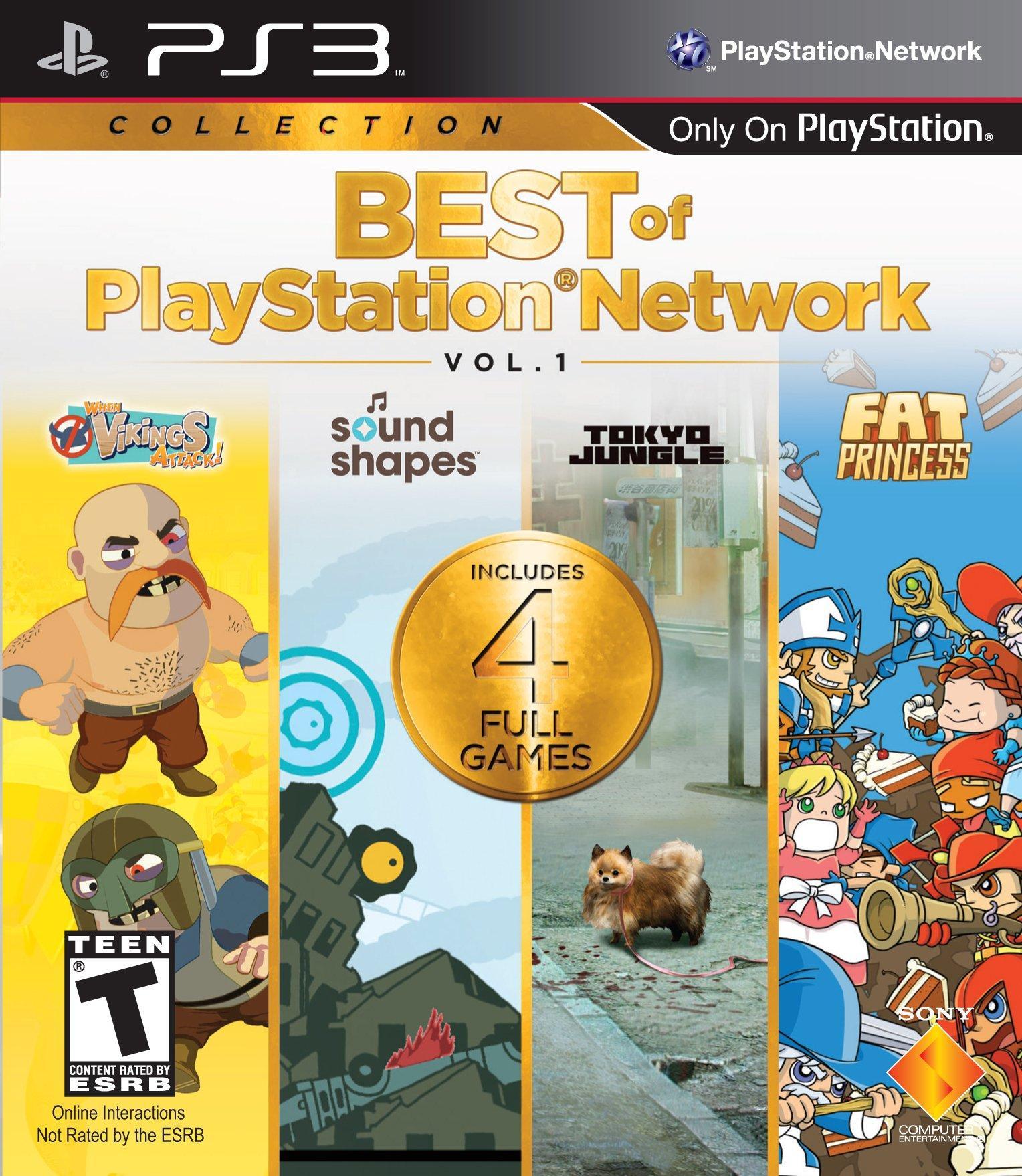 Best of PlayStation Network, Vol. 1   PlayStation 3   GameStop