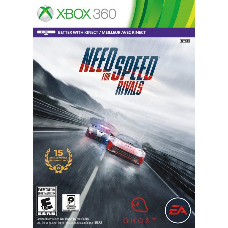 Need For Speed Rivals Xbox 360 Gamestop