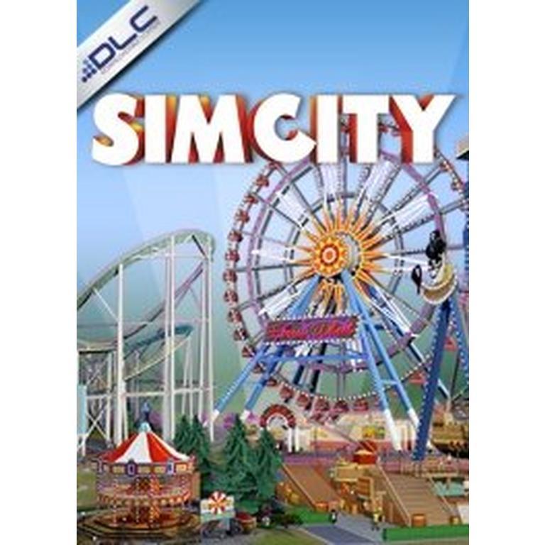SimCity Amusement Park Set