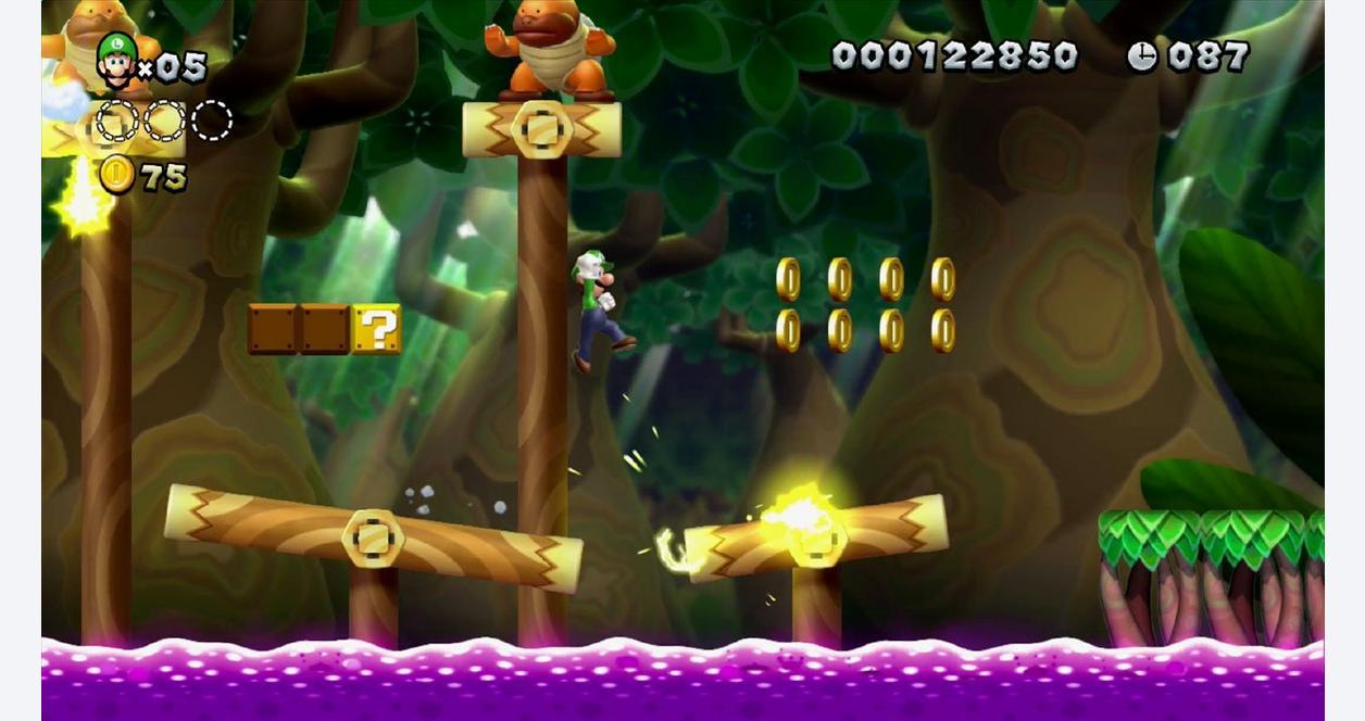 New Super Luigi U | Nintendo Wii U | GameStop