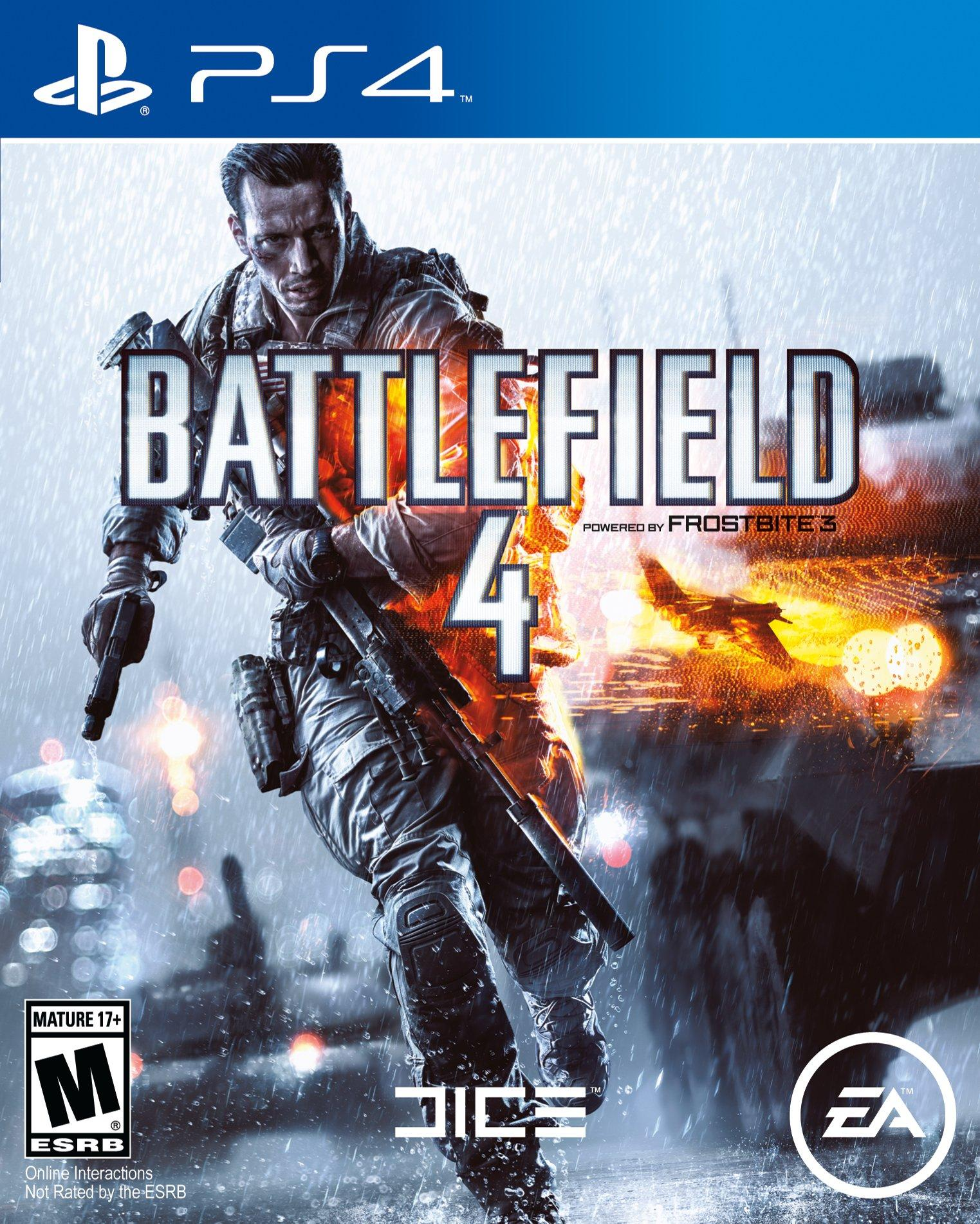 Battlefield 4 | PlayStation 4 | GameStop