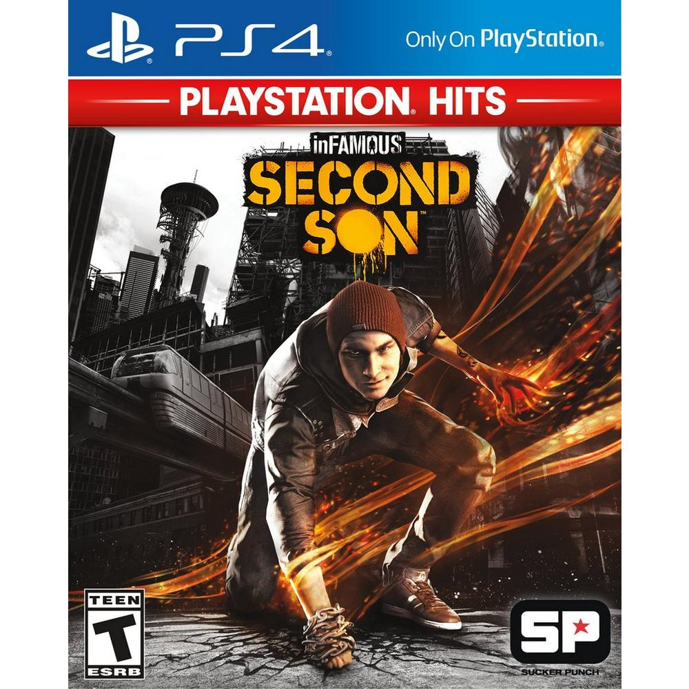 inFAMOUS Second Son | PlayStation 4 | GameStop
