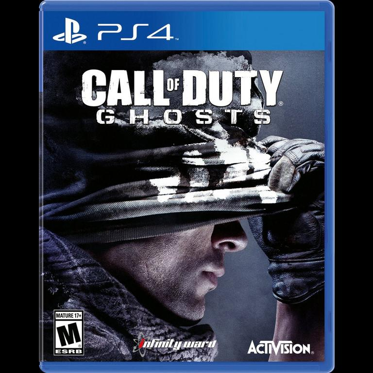 Call Of Duty Ghosts Playstation 4 Gamestop