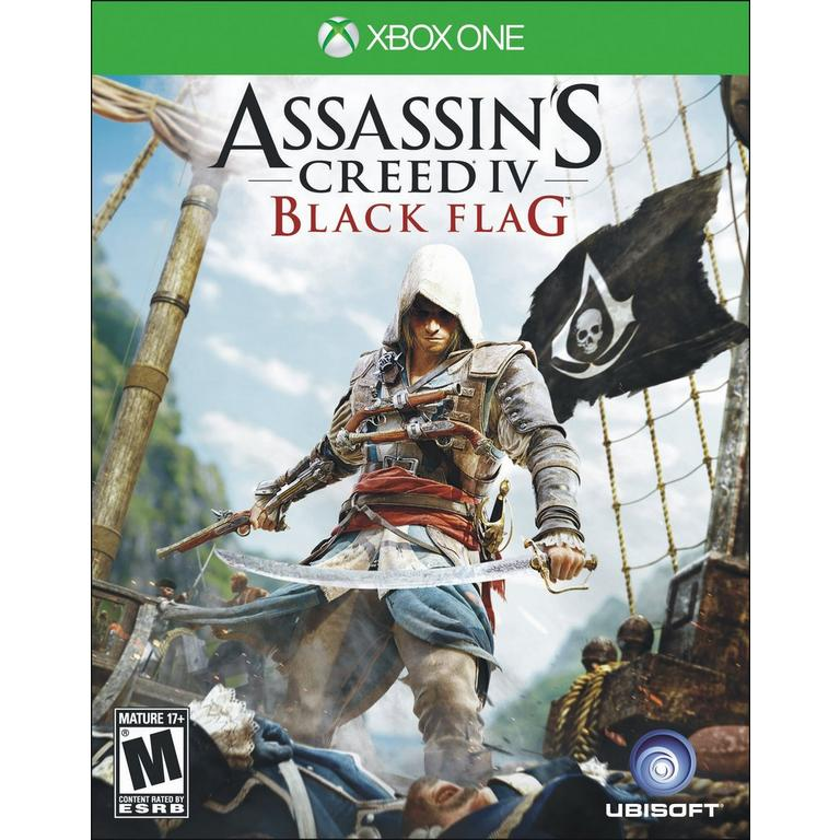Assassin S Creed Iv Black Flag Xbox One Gamestop