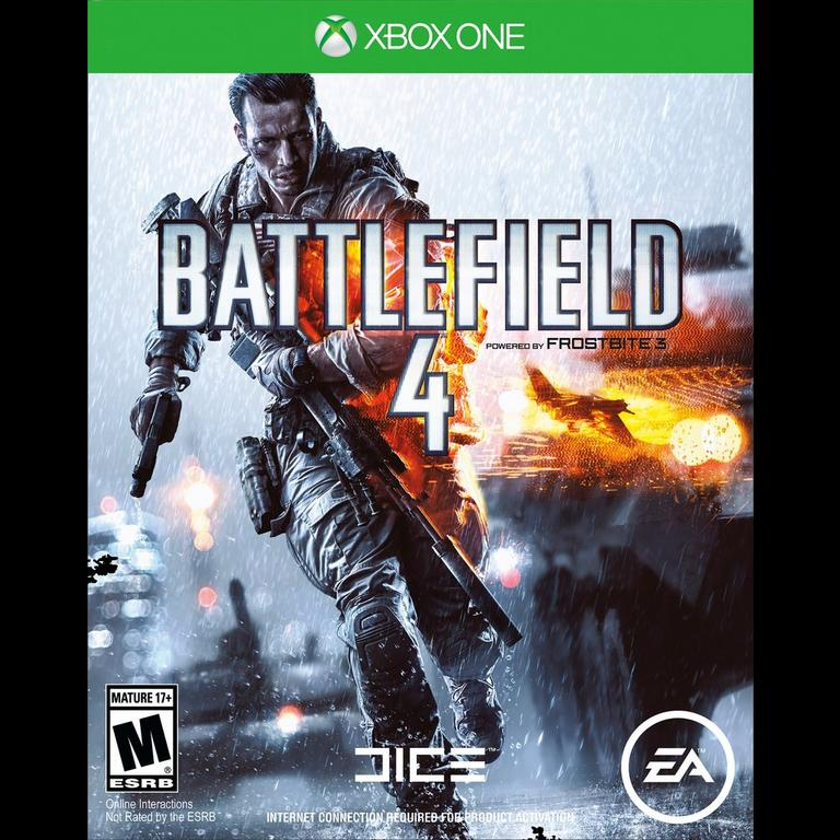 Battlefield 4 Xbox One Gamestop