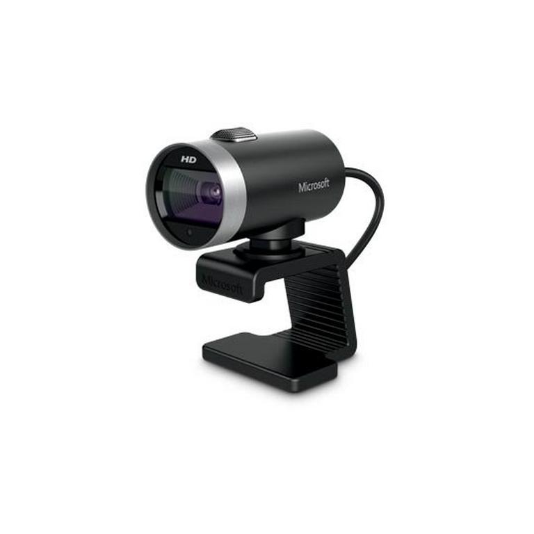 Microsoft LifeCam 6CH-00001 Webcam - USB 2.0 PC Available At GameStop Now!