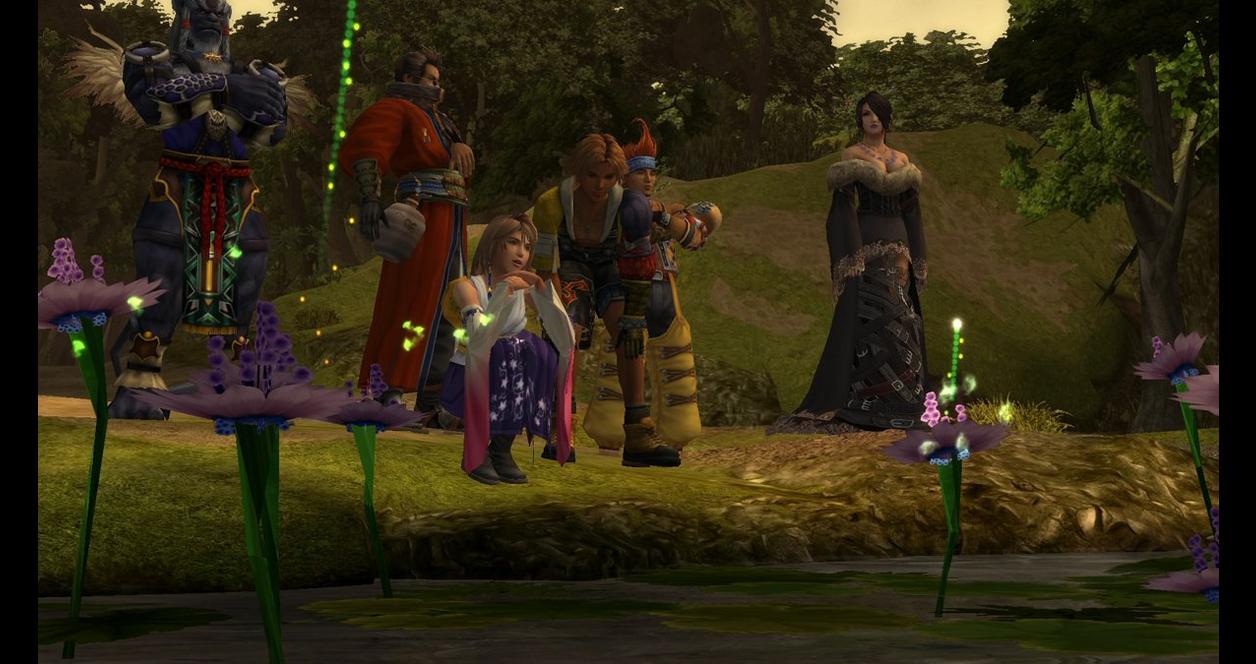 Final Fantasy X-X2 HD Remaster