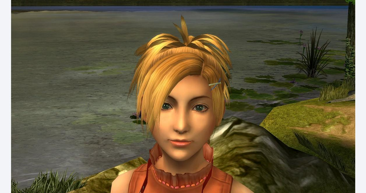 Final Fantasy X-X2 HD