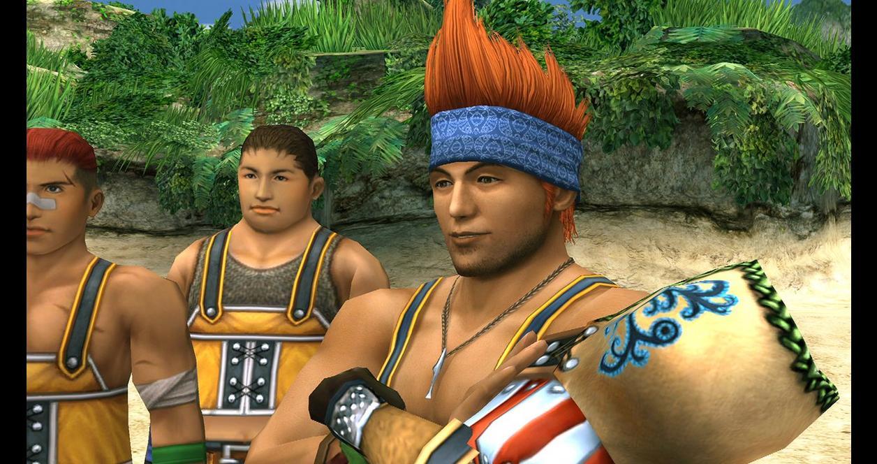 Final Fantasy X-X2 HD