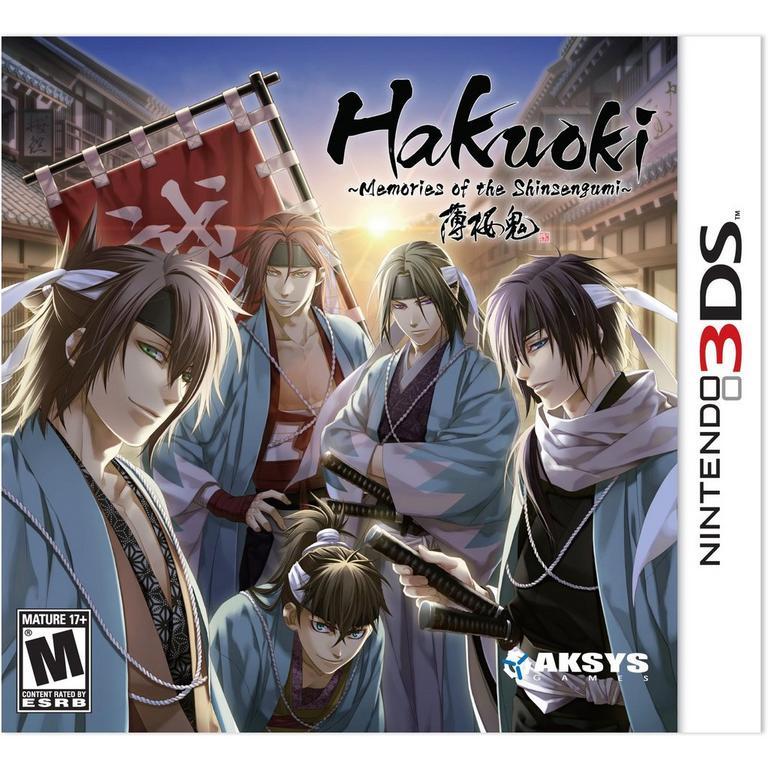 Hakuoki Memories of the Shinsengumi