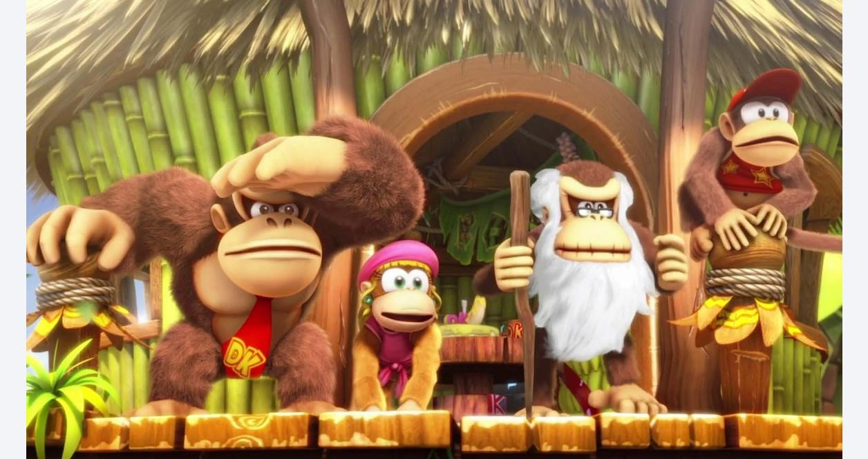 Nintendo Selects: Donkey Kong Country: Tropical Freeze