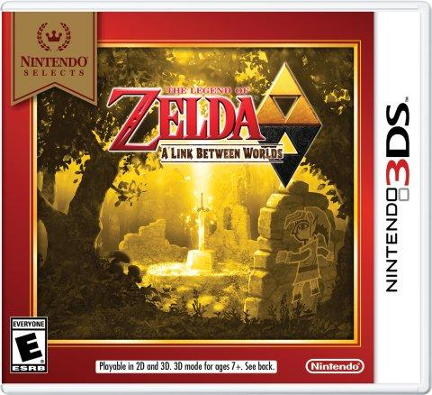 Nintendo Digital The Legend of Zelda: A Link Between Worlds Download Now At GameStop.com!