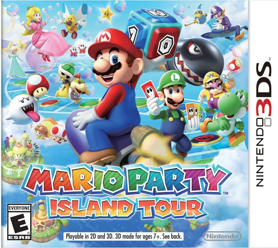 Mario Party Island Tour Nintendo 3ds Gamestop