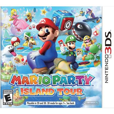 Mario Party Island Tour