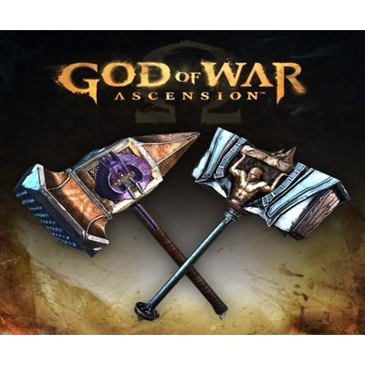 God of War: Ascension Titanic Hammers Pack