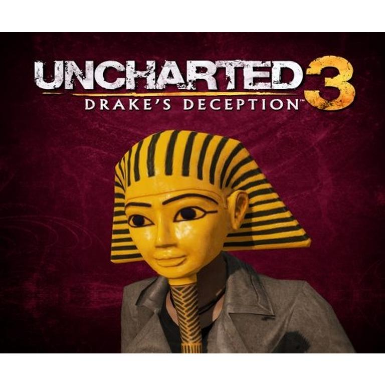 UNCHARTED 3: Drake's Deception Ancient Parts Pack
