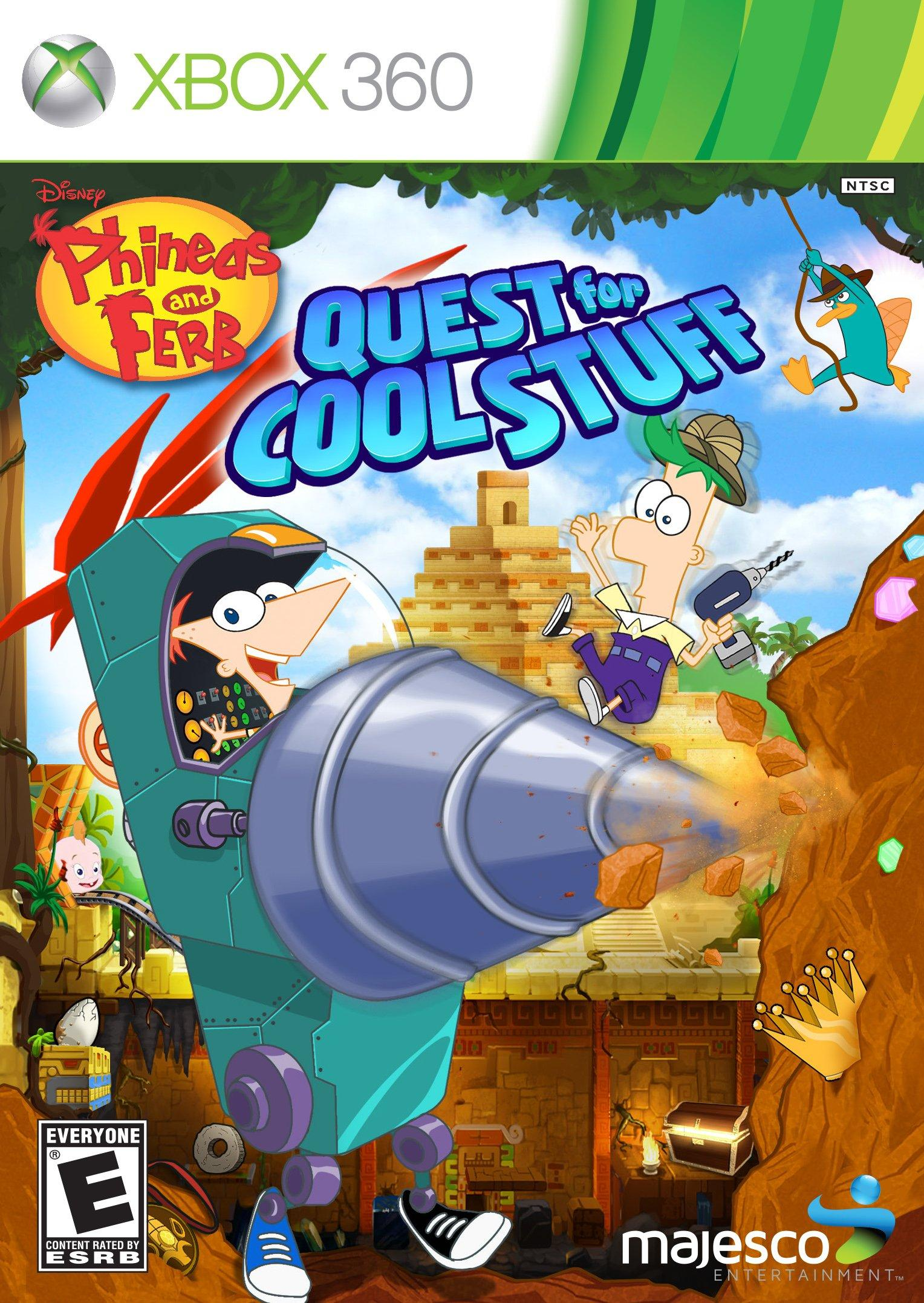 Ferb Images phineas ferb quest for cool stuff
