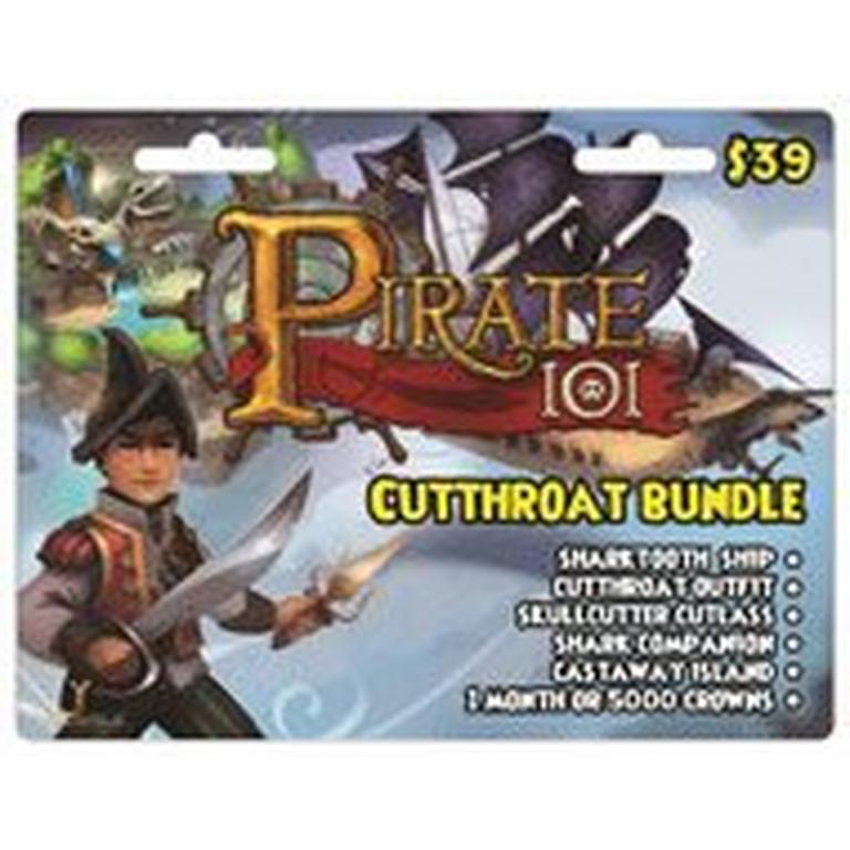 Pirate 101 Premium $39