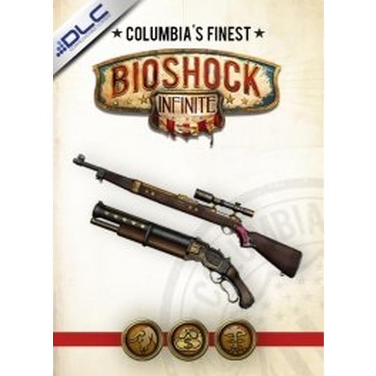 BioShock Infinite - Columbia's Finest Pack