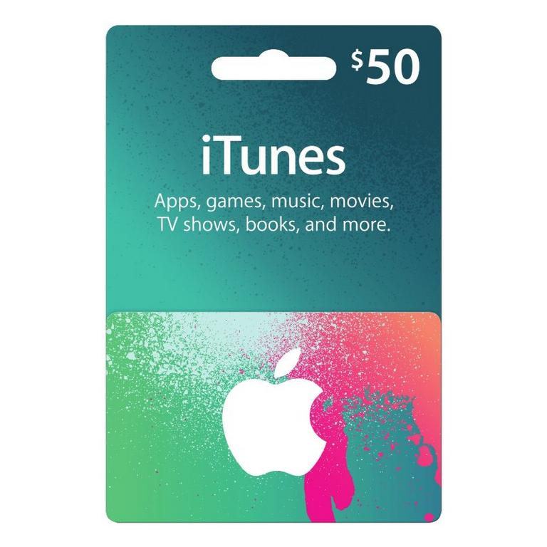 Apple iTunes $50