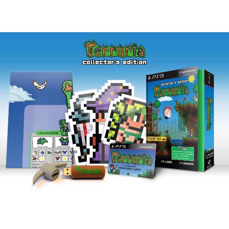 Terraria: Collector's Edition