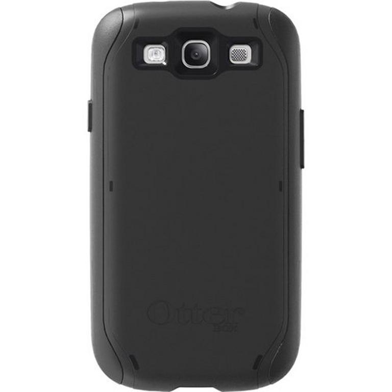 Prefix(R) Series Hybrid Case for Samsung Galaxy S III - Carbon