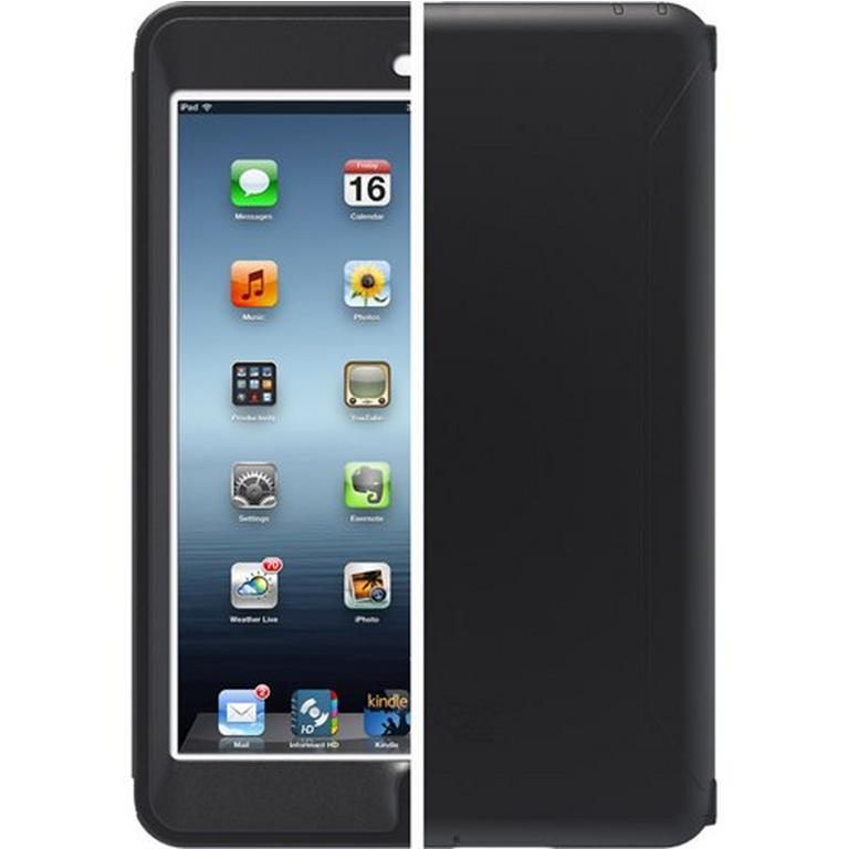 Defender(R) Series Hybrid Case for iPad Mini - Black