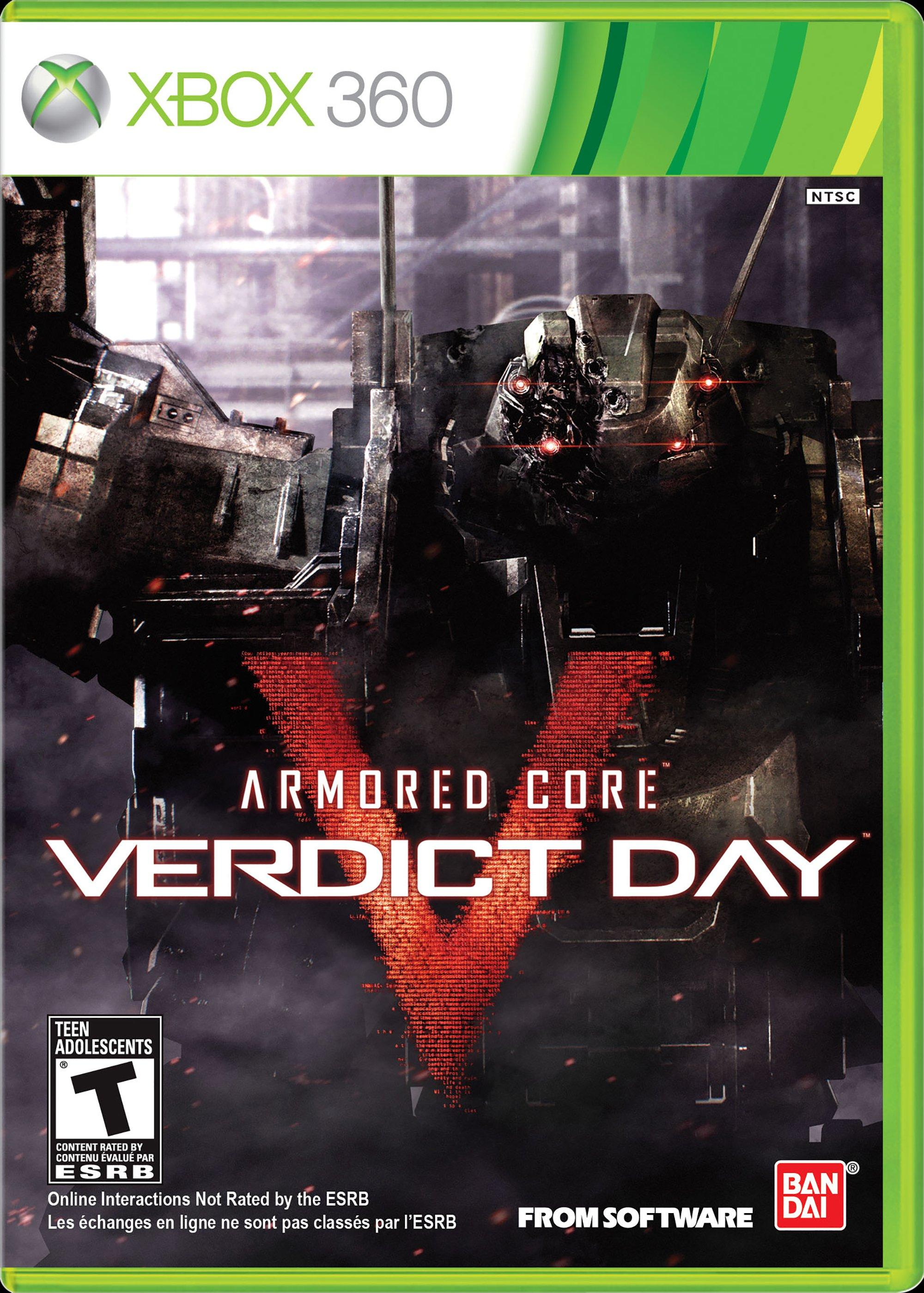 Armored Core: Verdict DayXbox 360 | GameStop on