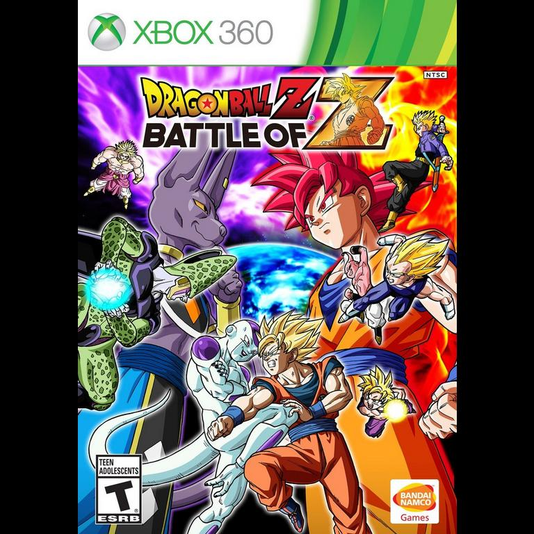 Dragonball Z Battle Of Z Xbox 360 Gamestop