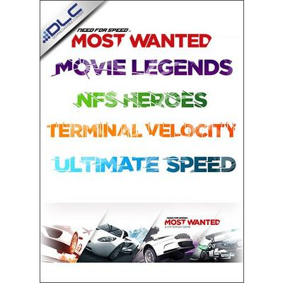 Need for Speed Most Wanted Complete DLC Bundle
