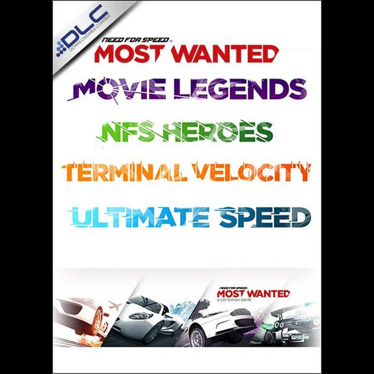 Need For Speed Most Wanted Complete Dlc Bundle Pc Gamestop