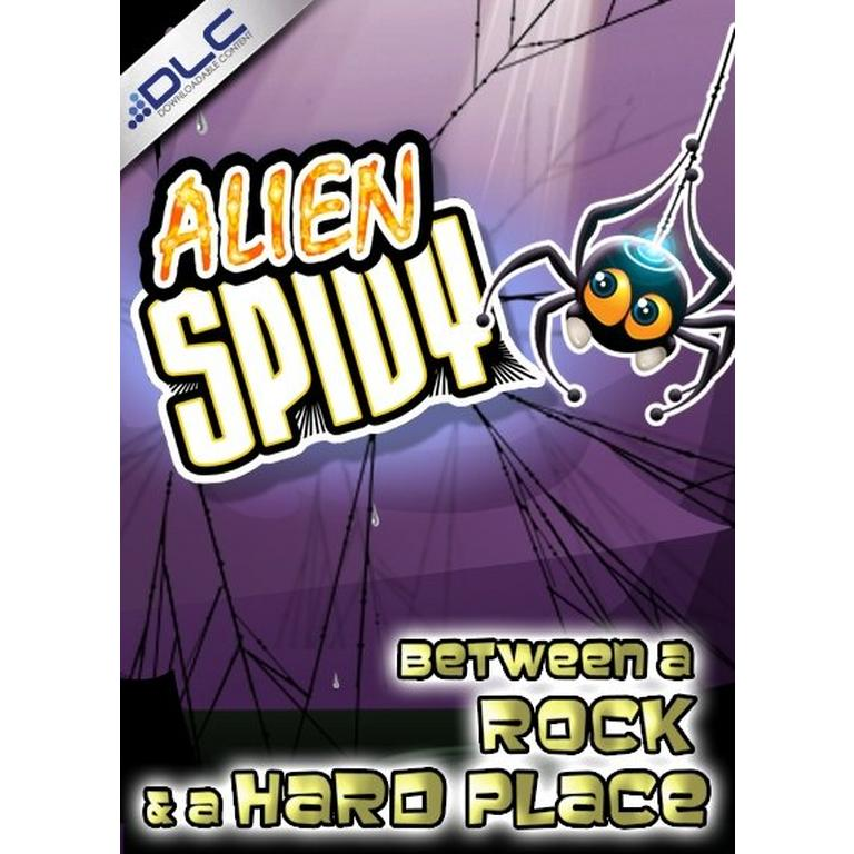 Alien Spidy - Between a Rock and a Hard Place DLC