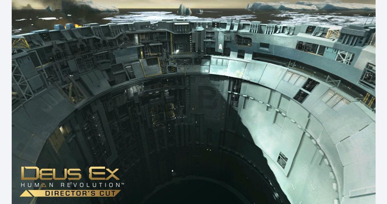 Deus Ex Human Revolution: Director's Cut