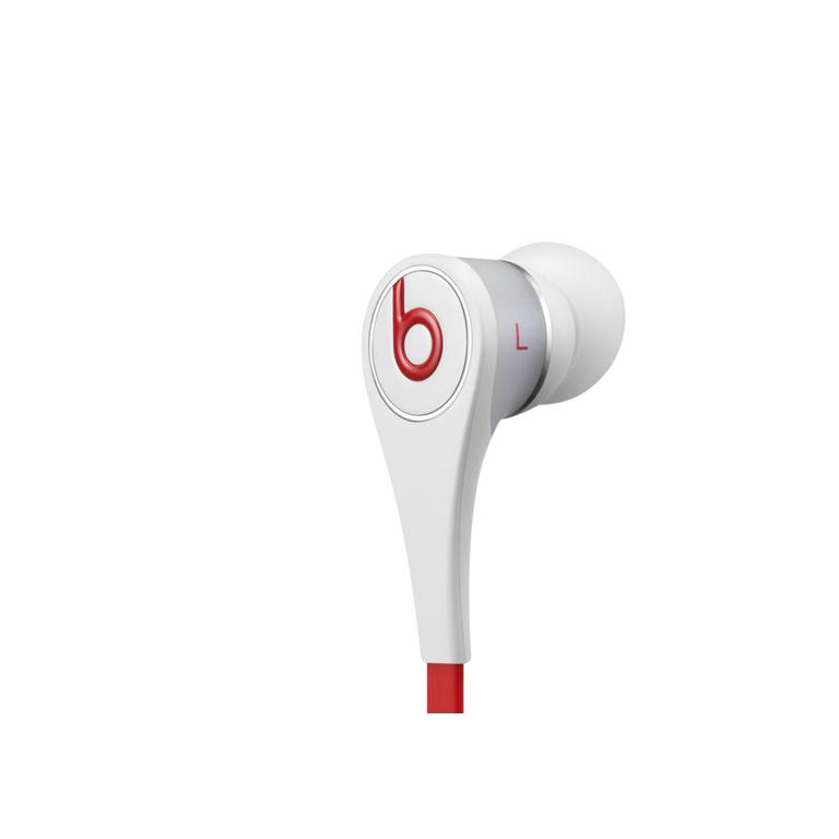 Beats by Dre. Tour 2 White In-Ear-Headphones