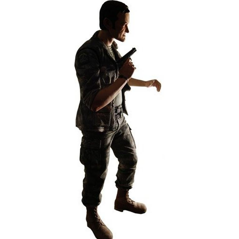 Grindhouse - 7 inch Action Figure - Army Soldier (Quentin Tarantino)