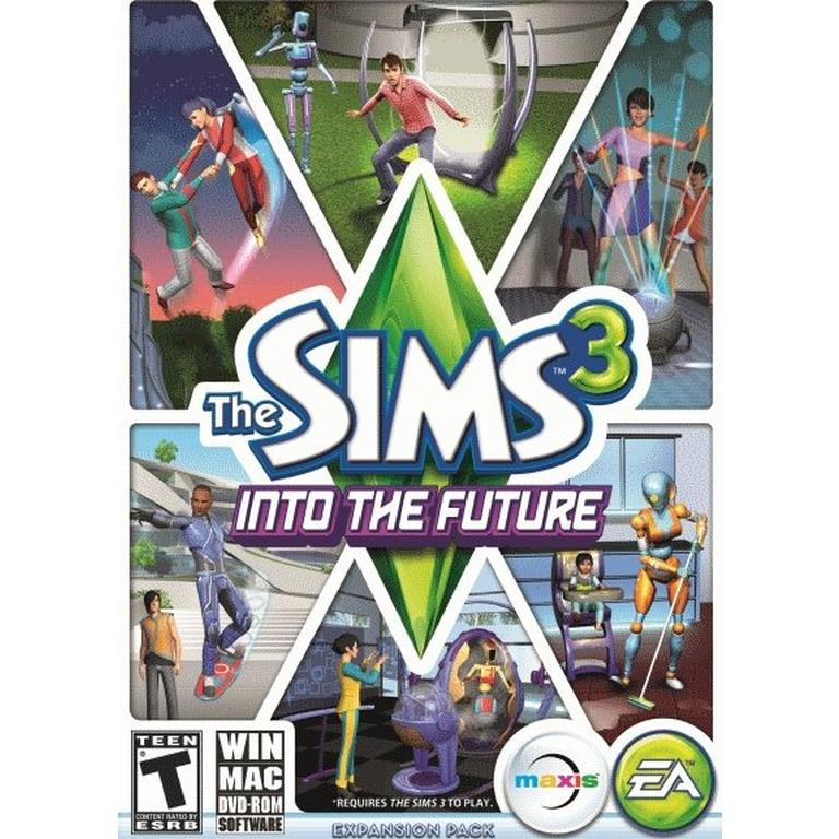 The Sims 3 Into the Future