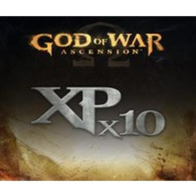 God of War: Ascension 36-Hour Multiplayer 10x XP Boost