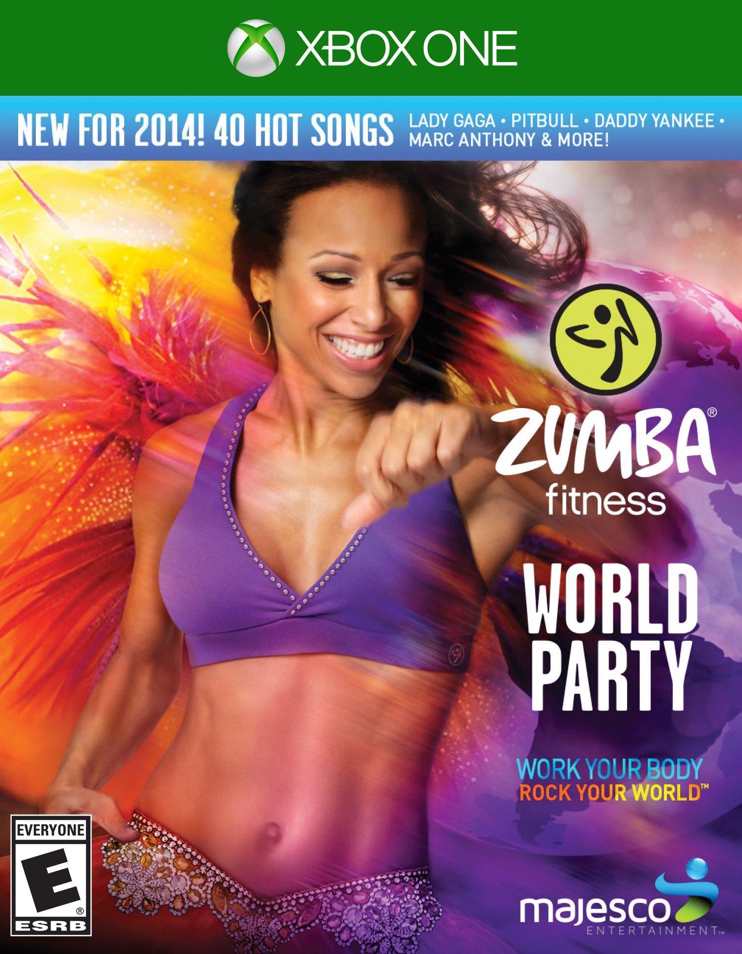 Zumba Fitness: World Party | Xbox One | GameStop