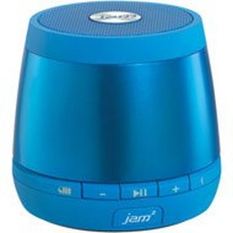 Jam Plus Blue Portable Bluetooth Speaker