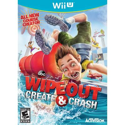 Wipeout: Create and Crash