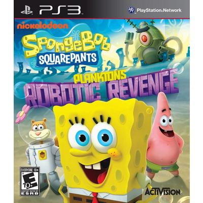 Spongebob Plankton's Robotic Revenge