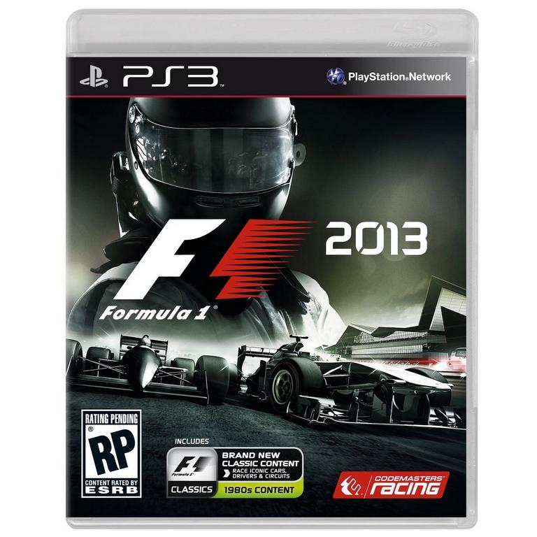 F1 2013 | PlayStation 3 | GameStop