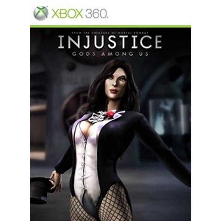 Injustice: Gods Among Us Zatanna