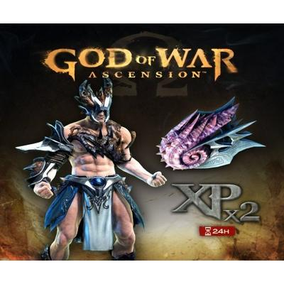 God of War: Ascension- Poseidon Allegiance Armor and Gauntlet Pack