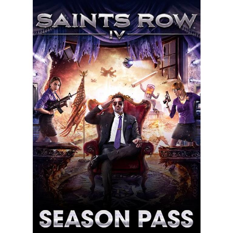 Saints Row IV - Season Pass