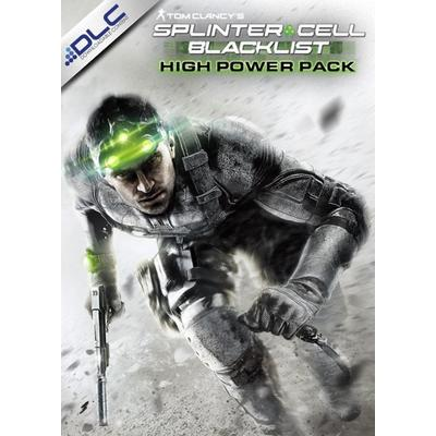 Tom Clancy's Splinter Cell: Blacklist High Power Pack