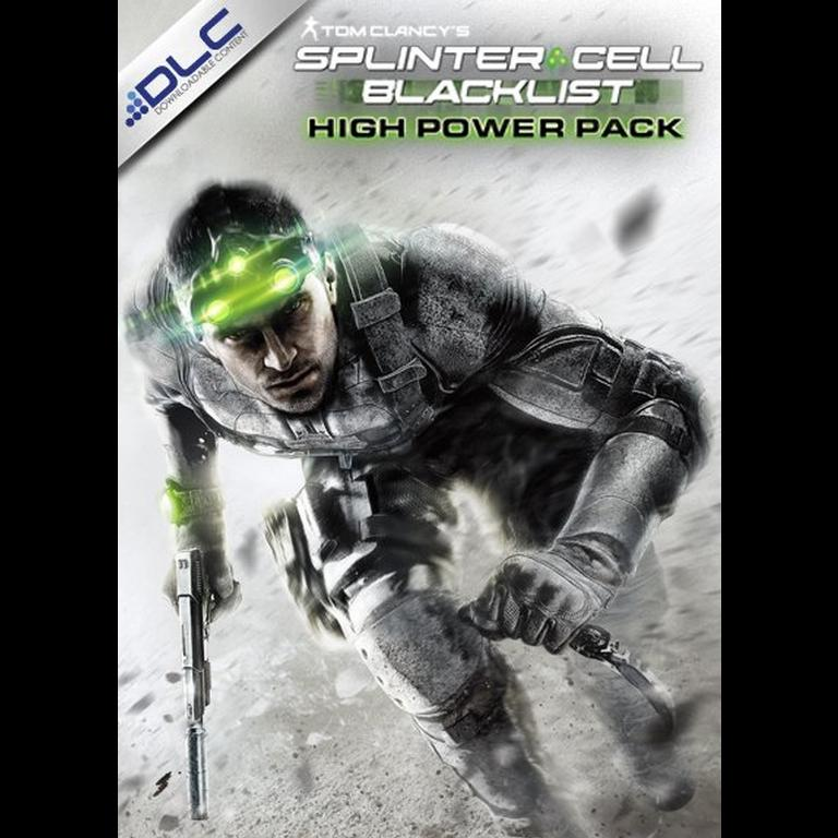 Tom Clancy's Splinter Cell: Blacklist High Power Pack